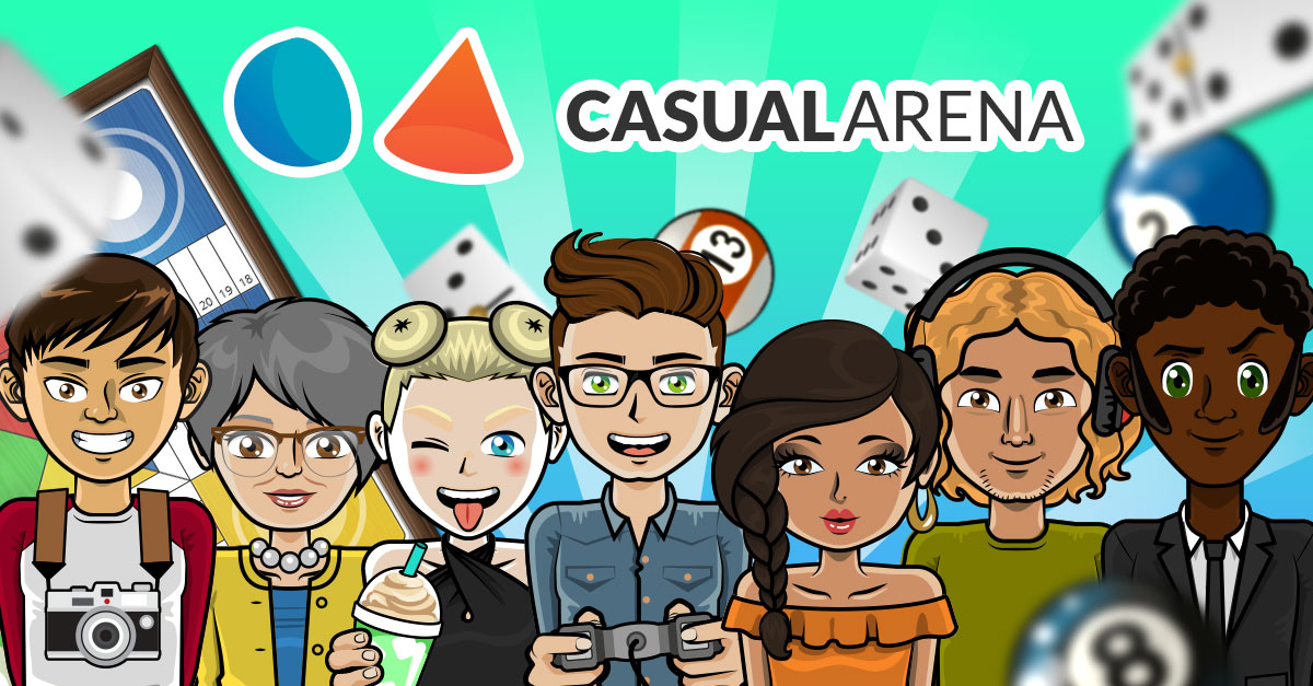 bb34f591397a Free multiplayer online games - Casual Arena