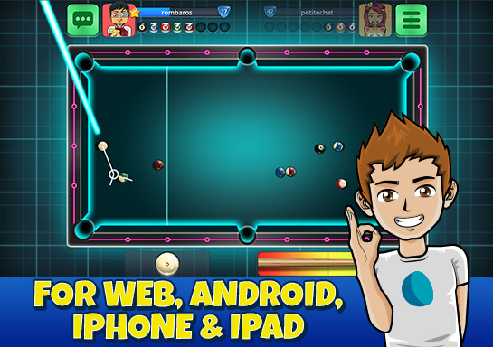 8 ball pool online - 3