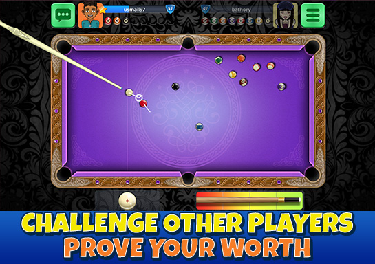 8 ball pool online - 5