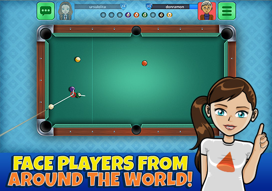 9 ball pool online - 1