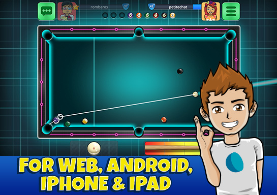 9 ball pool online - 3