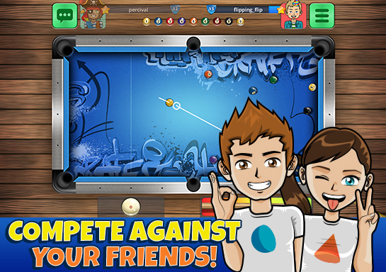 9 ball pool online - 7