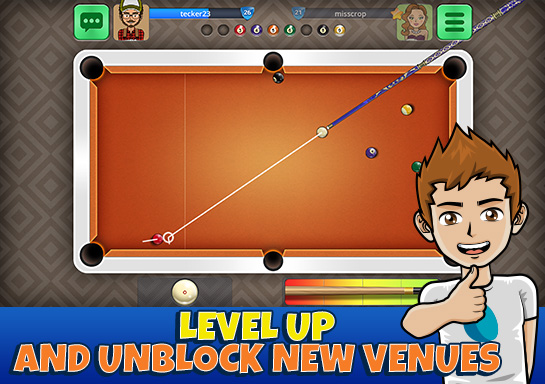 9 ball pool online - 9