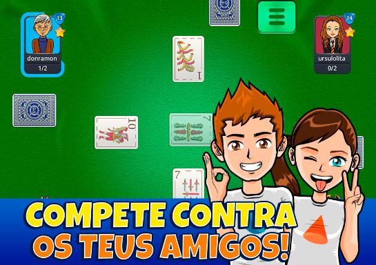 Jogar Online Bisca
