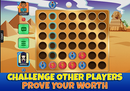 Connect 4 online - 5