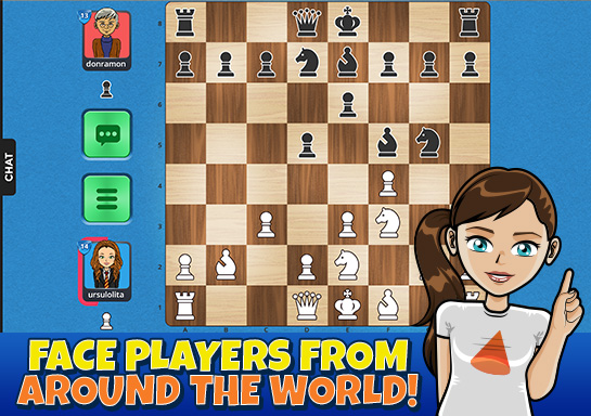 Chess online - 1