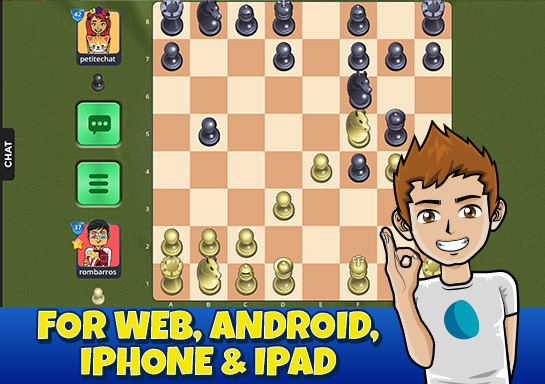 Chess online - 3