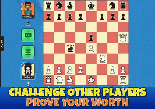 Chess online - 5