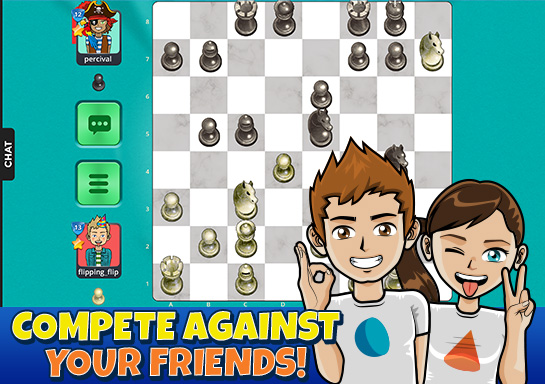 Chess online - 7