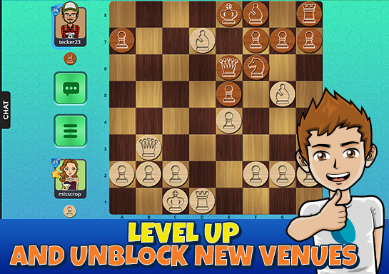 Chess online - 9