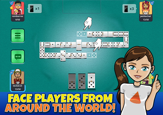Dominoes online - 1