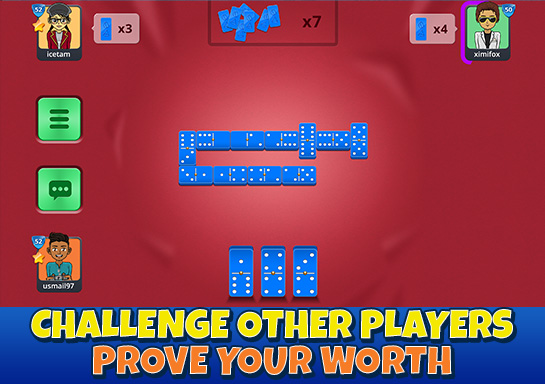 Dominoes online - 5
