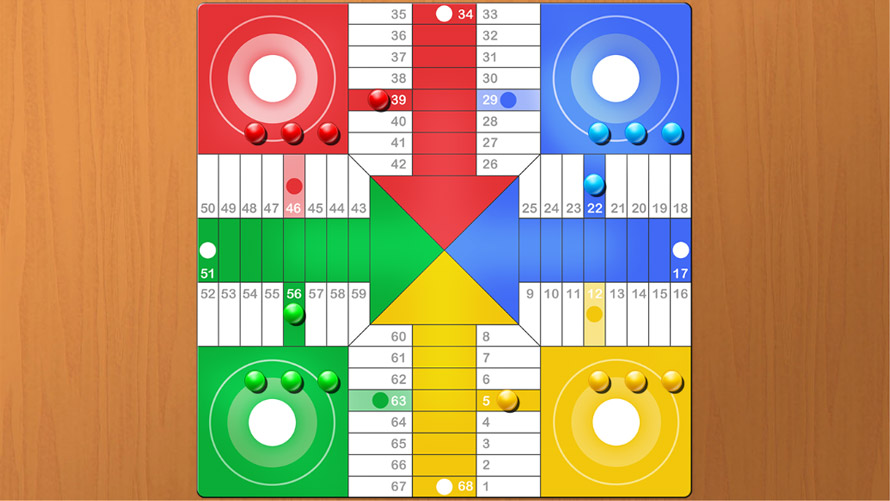 Parcheesi Rules Learn How To Play Parcheesi Online With Casual Arena