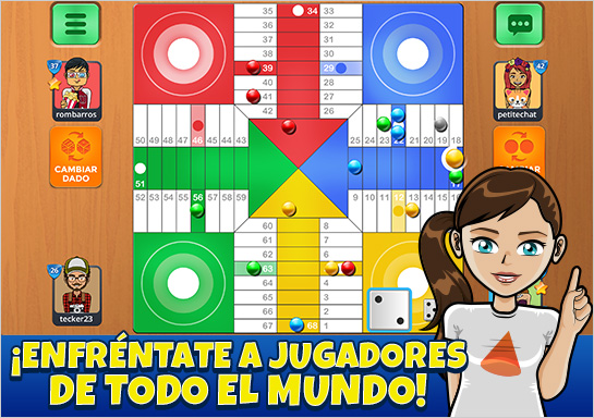 Parch s online gratis multijugador casual arena for Juego de mesa ruming
